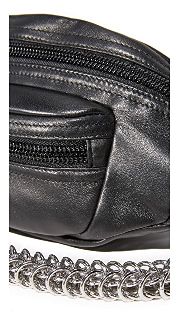 Alexander Wang Pimary Boxchain Fanny Pack