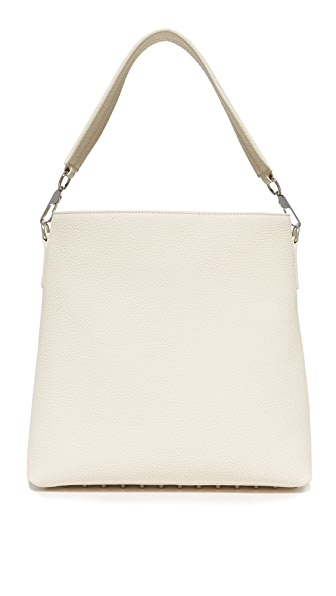 Alexander Wang Dumbo Hobo Bag In Cream