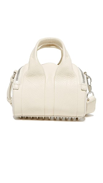 Alexander Wang Mini Rockie Duffel Bag - Cream