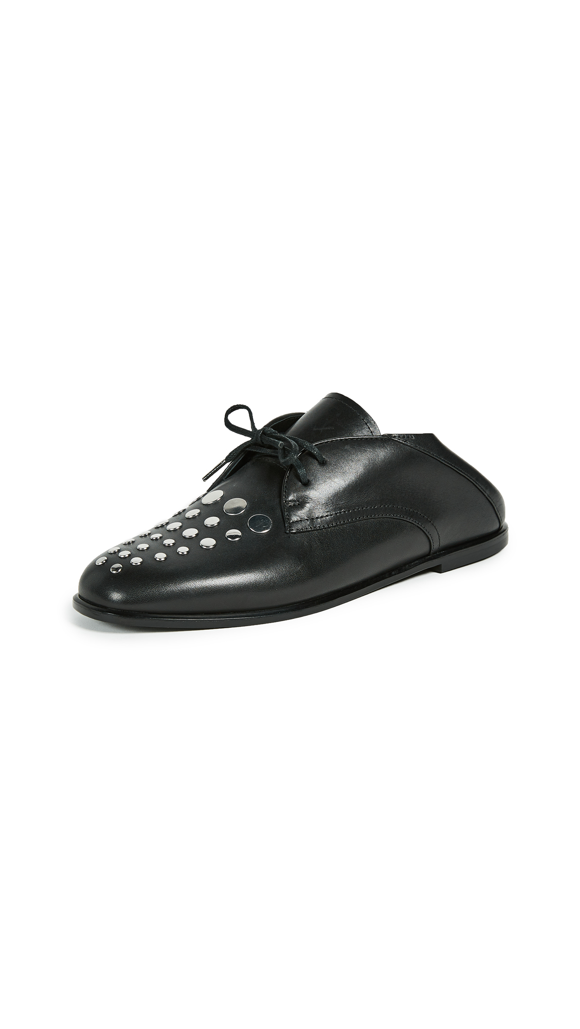 Alexander Wang Camy Convertible Oxfords - Black