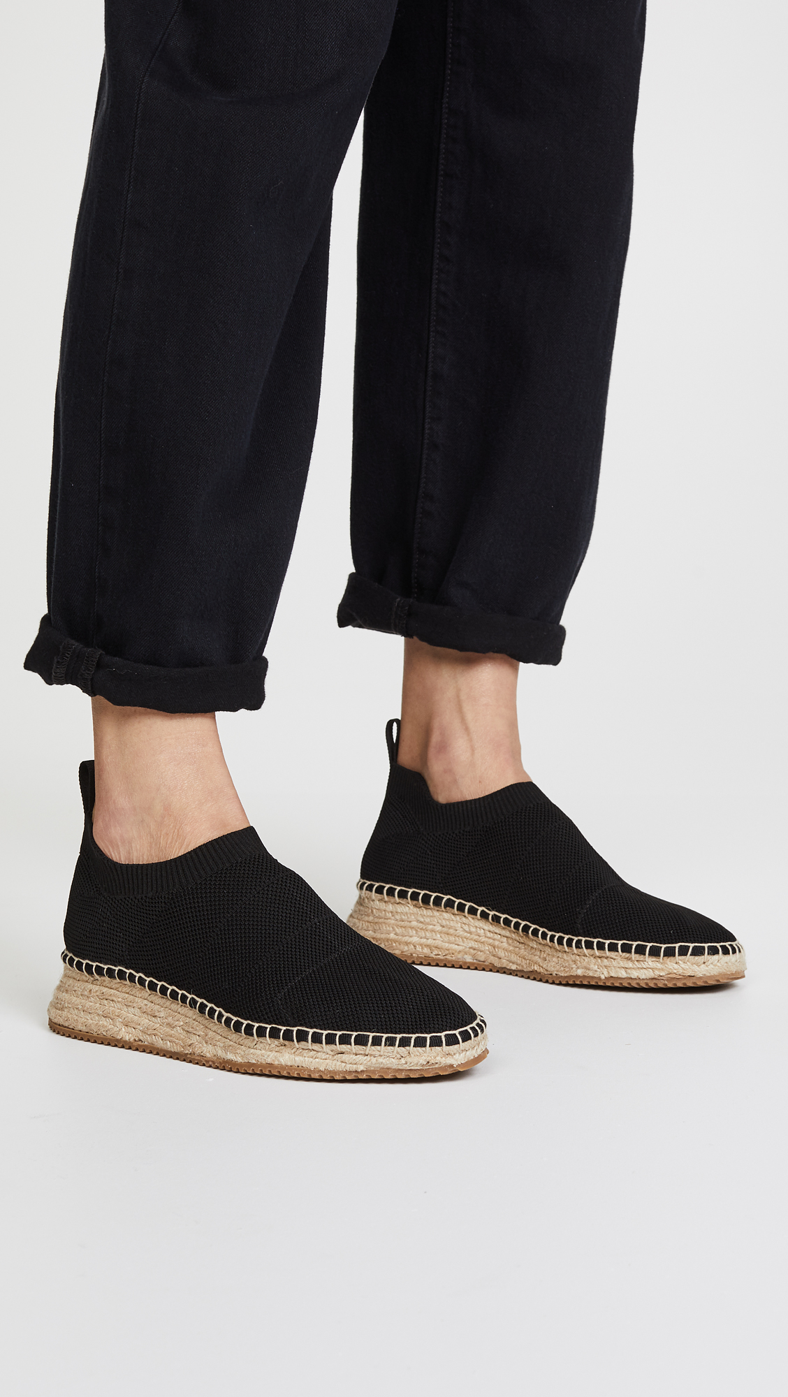 discount 100% guaranteed cheap buy Alexander Wang Dylan low knit espadrilles outlet wide range of sale under $60 great deals cheap price iCBH3N5As