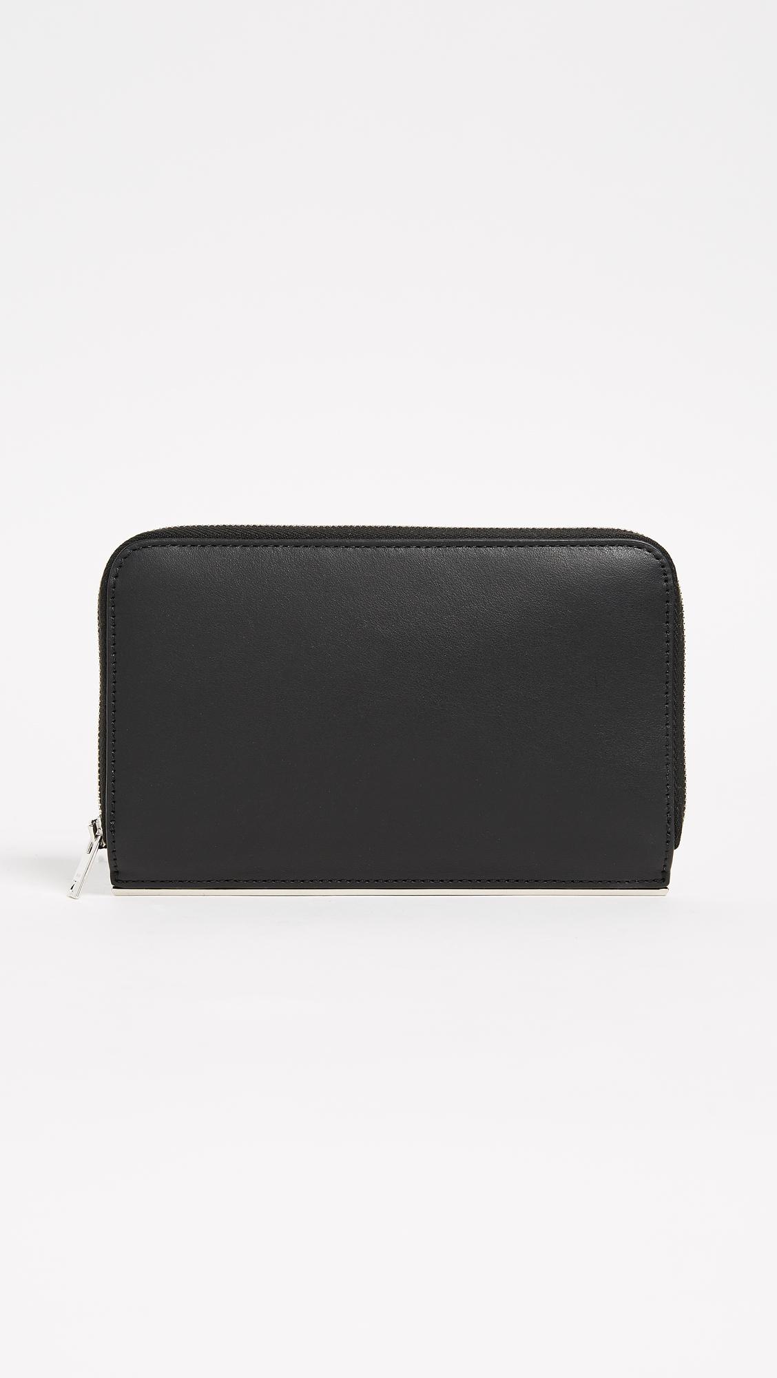 29b5b9a81 Alexander Wang Dime Continental Wallet with Zip | SHOPBOP