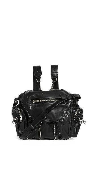 Alexander Wang Mini Marti Backpack In Black