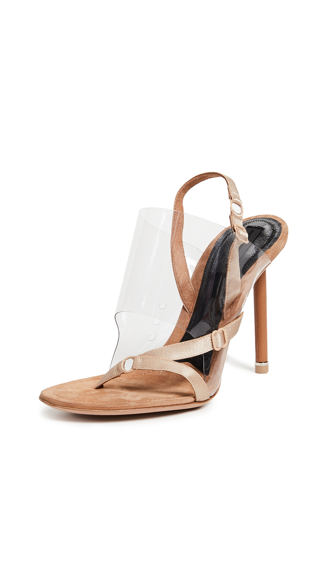Alexander Wang Kaia High Heel Sandals - Nude
