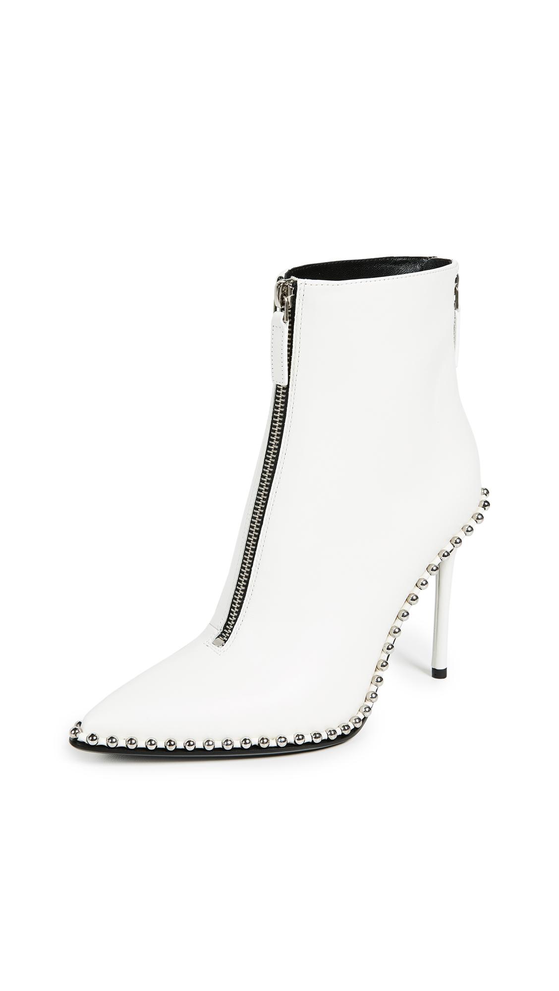 Alexander Wang Eri Boots - White