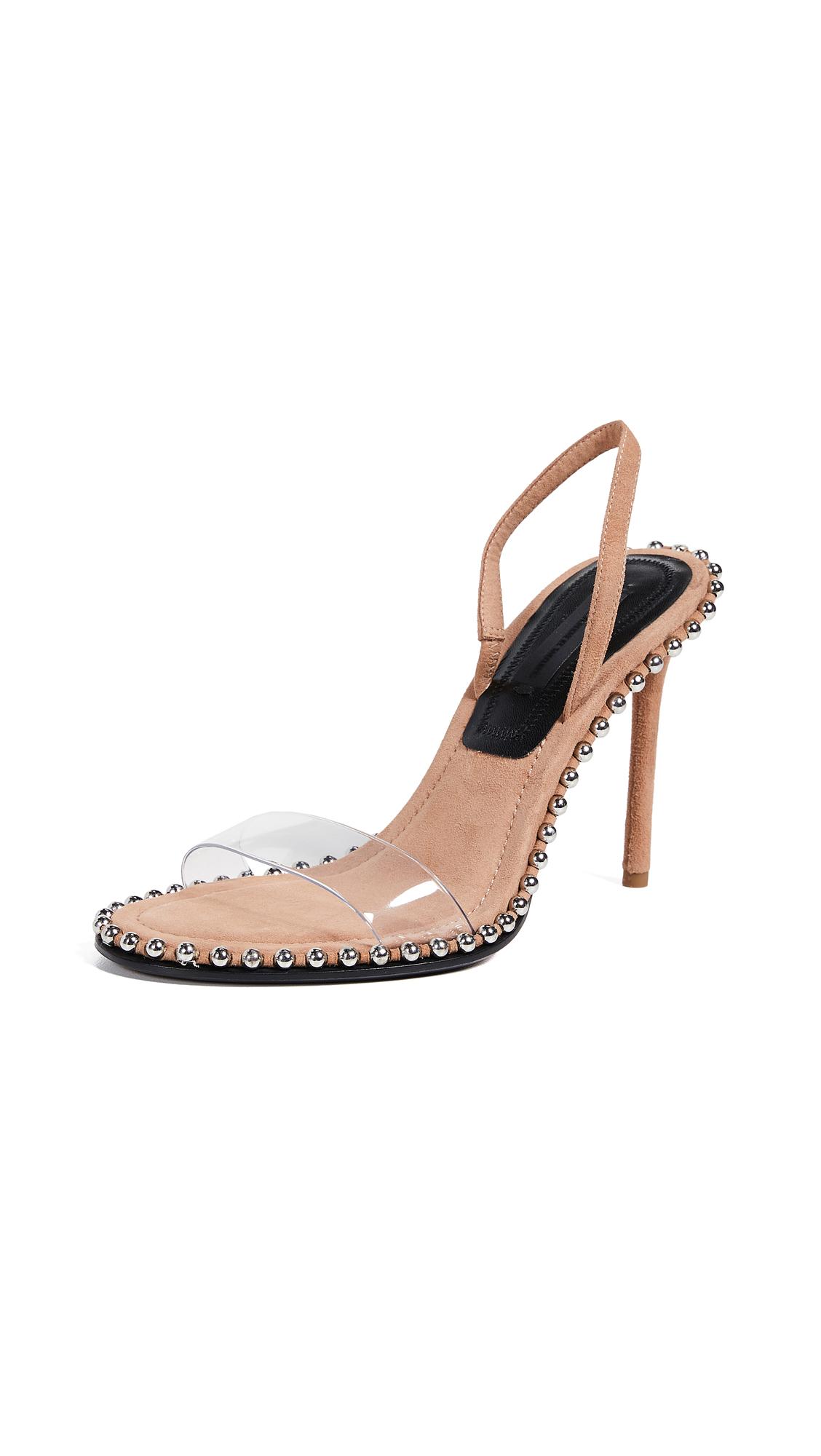 Buy Alexander Wang Nova Sandals online, shop Alexander Wang