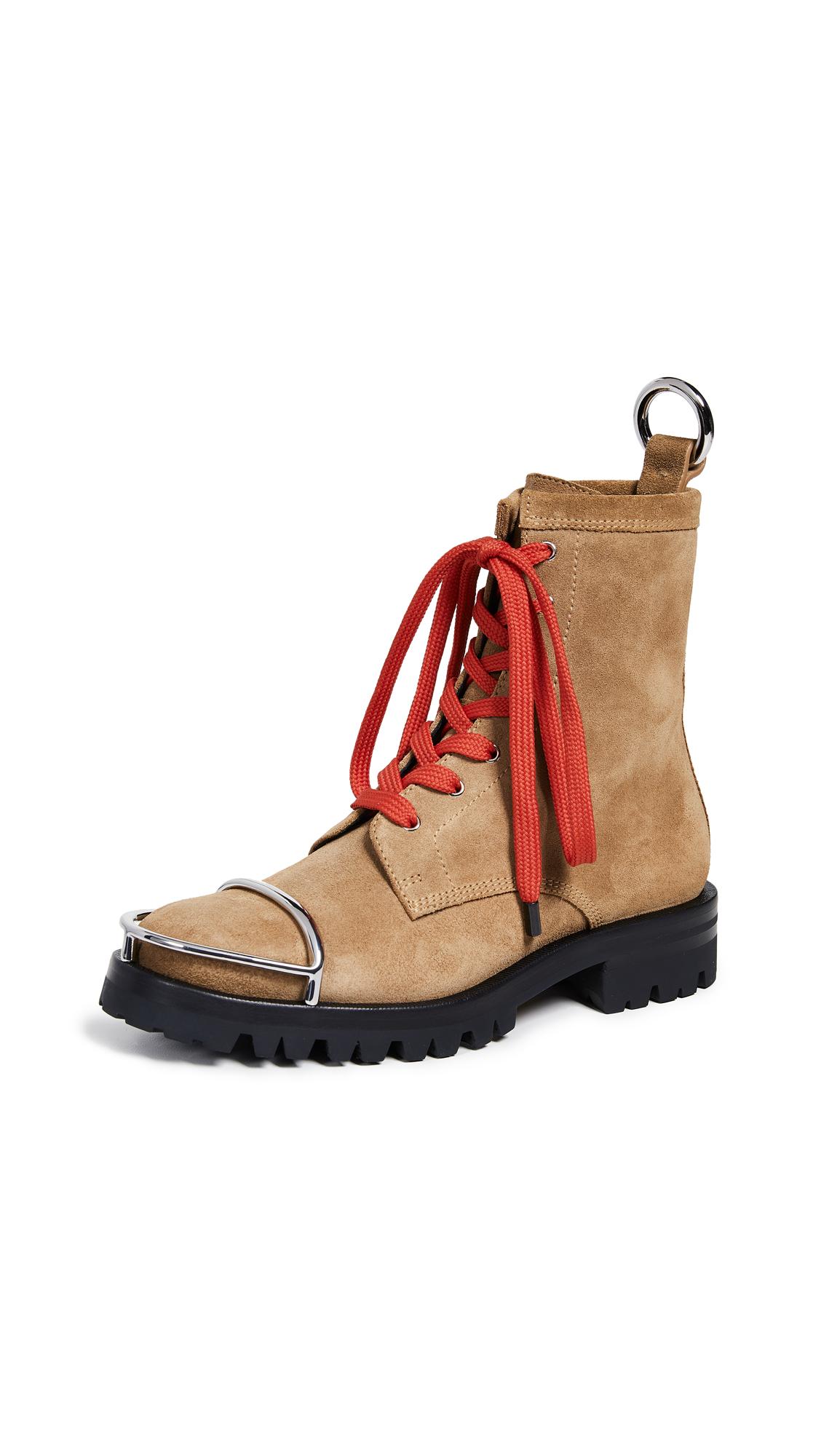 Alexander Wang Lyndon Boots - Clay