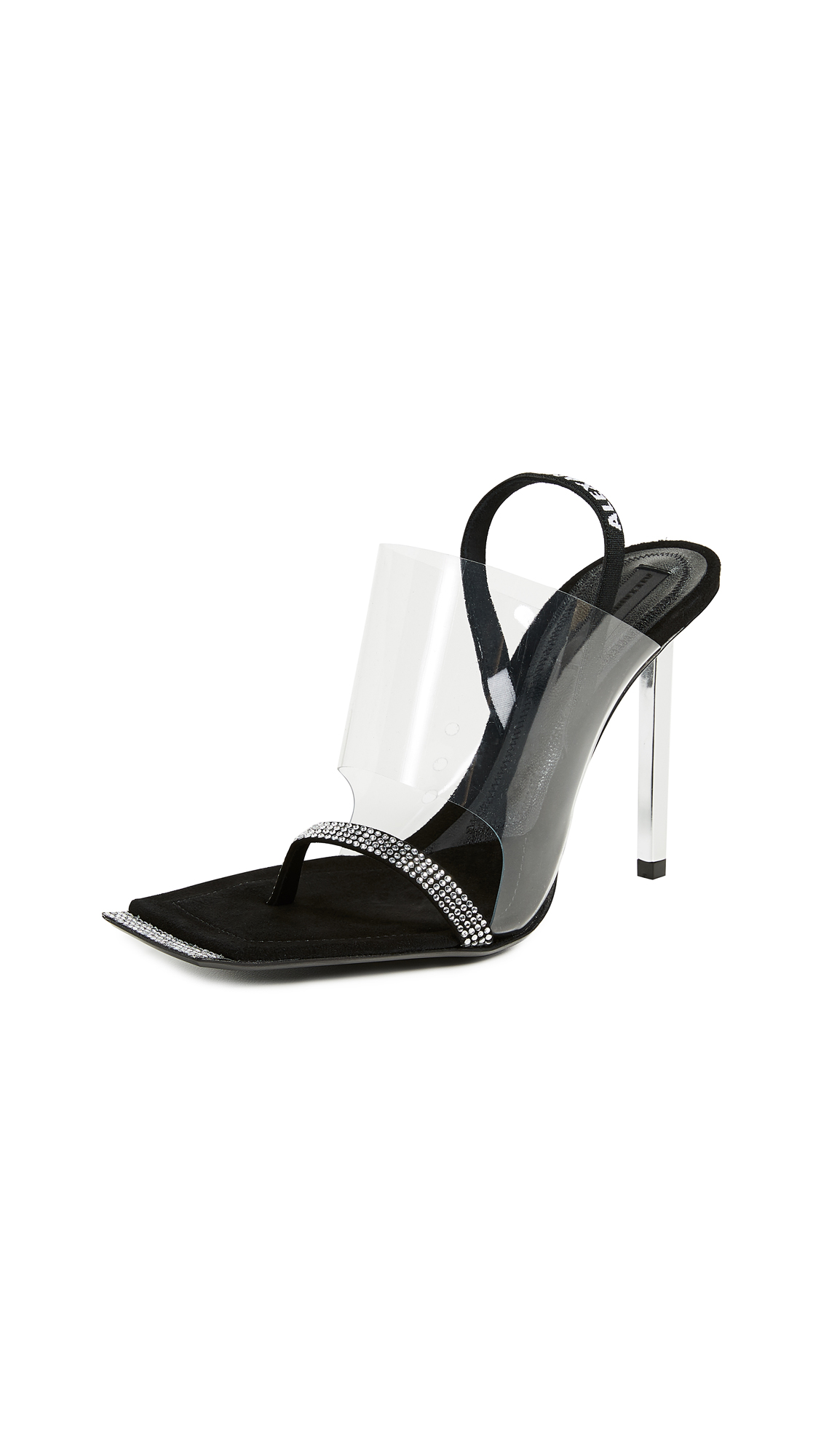 Alexander Wang Kaia Sandals - Black