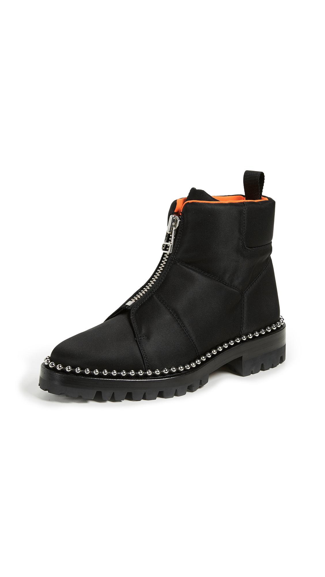 Alexander Wang Cooper Boots - Black