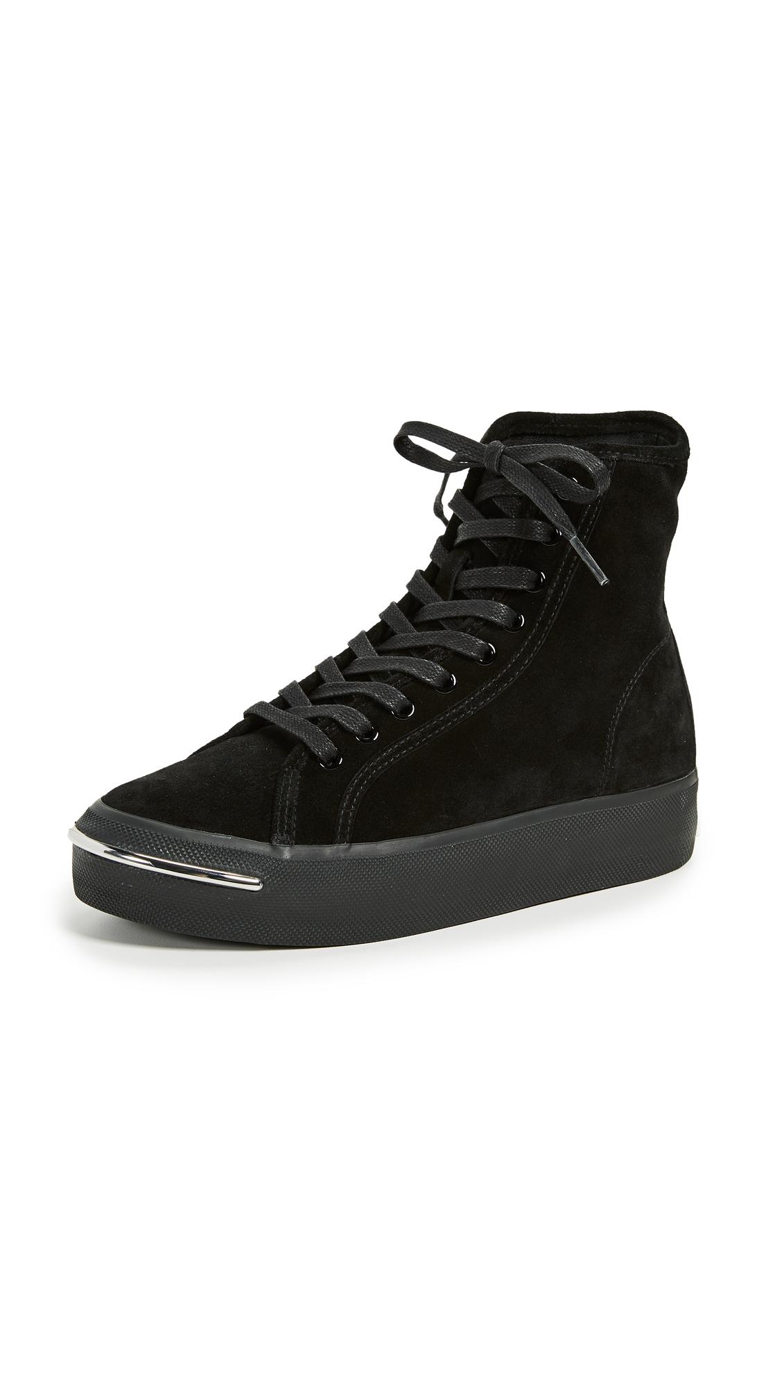 Alexander Wang Pia Sneakers - Black