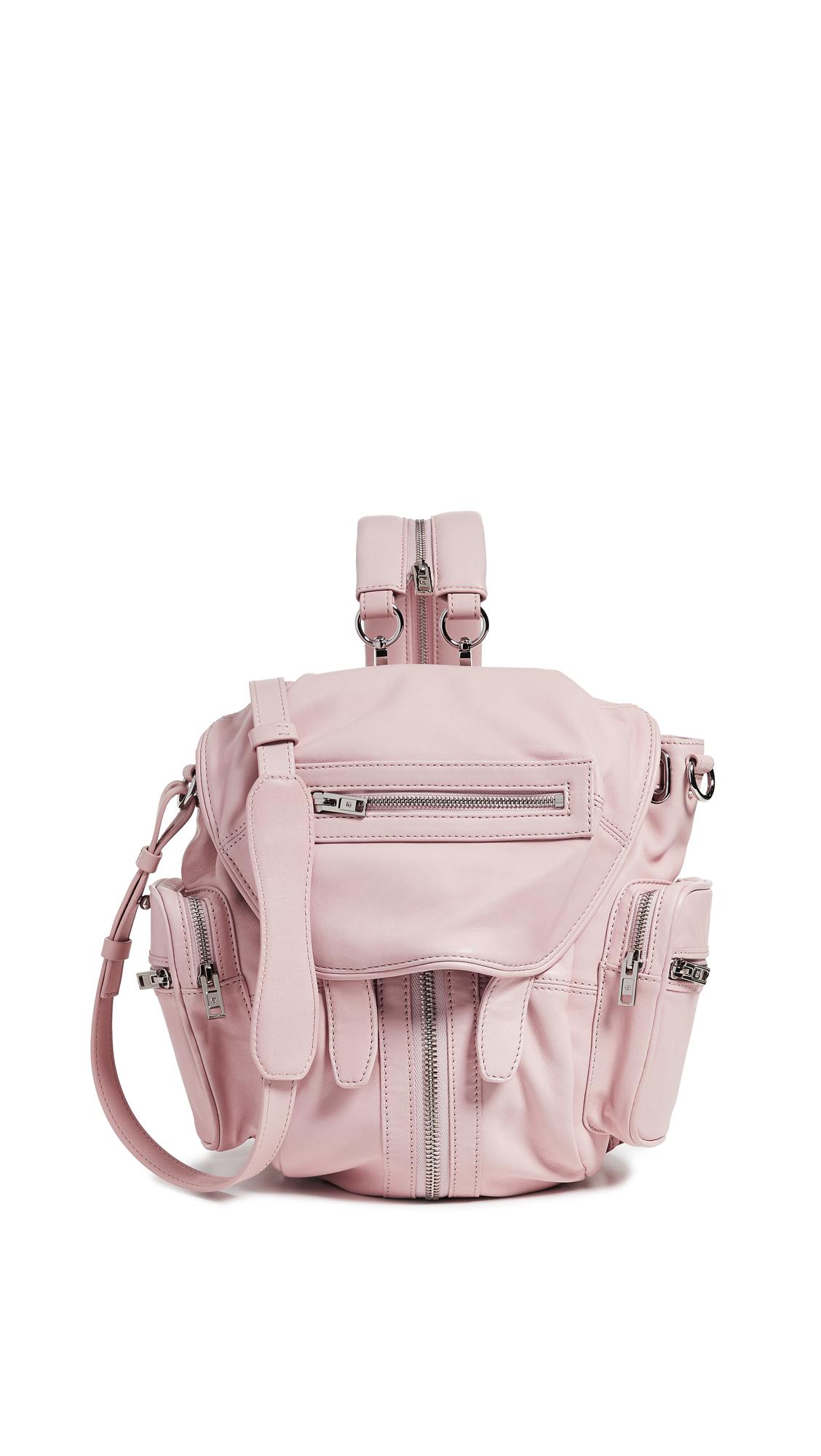 Mini Marti Backpack in Blush