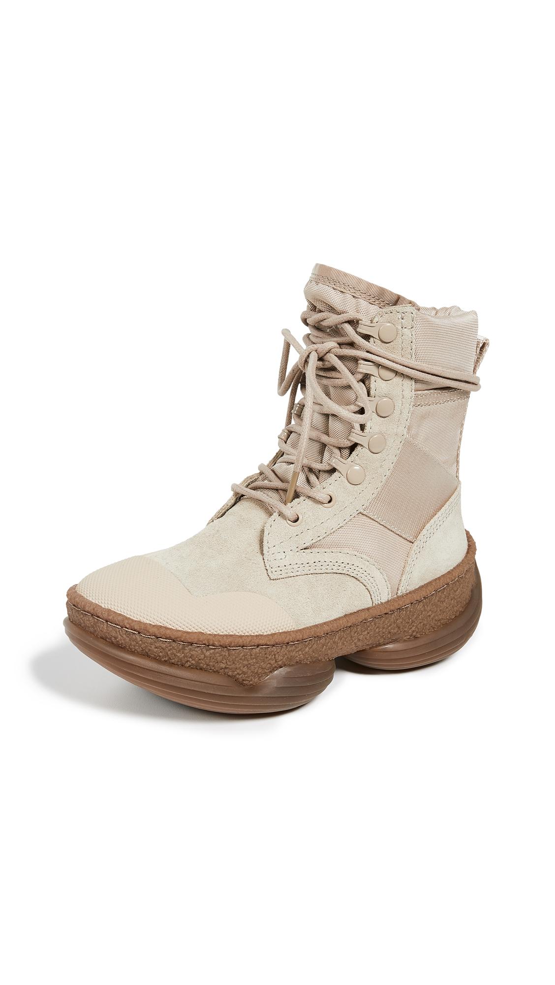 Alexander Wang A1 Combat Boots - Sand