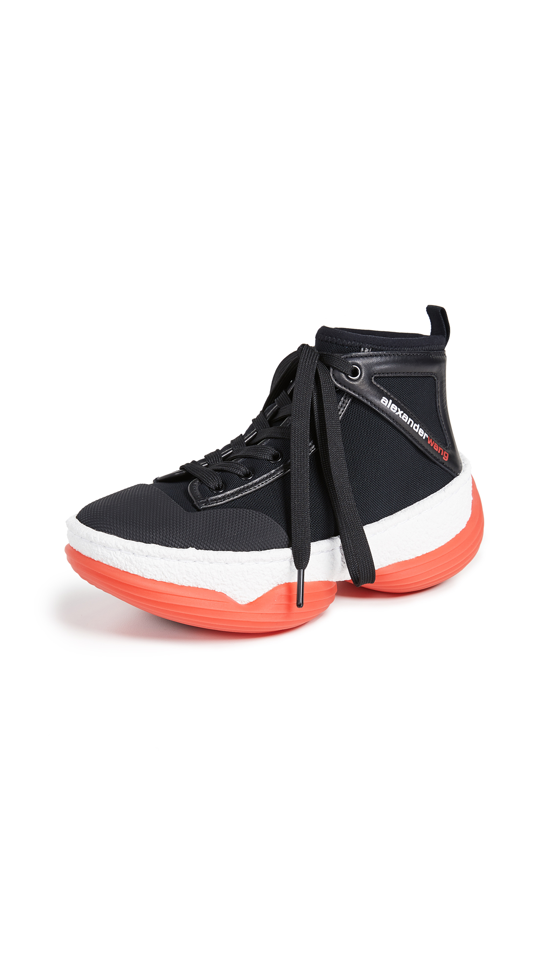 Alexander Wang A1 Sneakers - Black