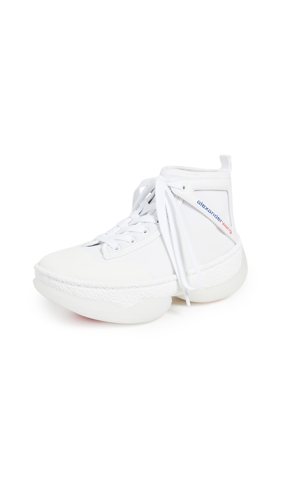 Alexander Wang A1 Sneakers - White