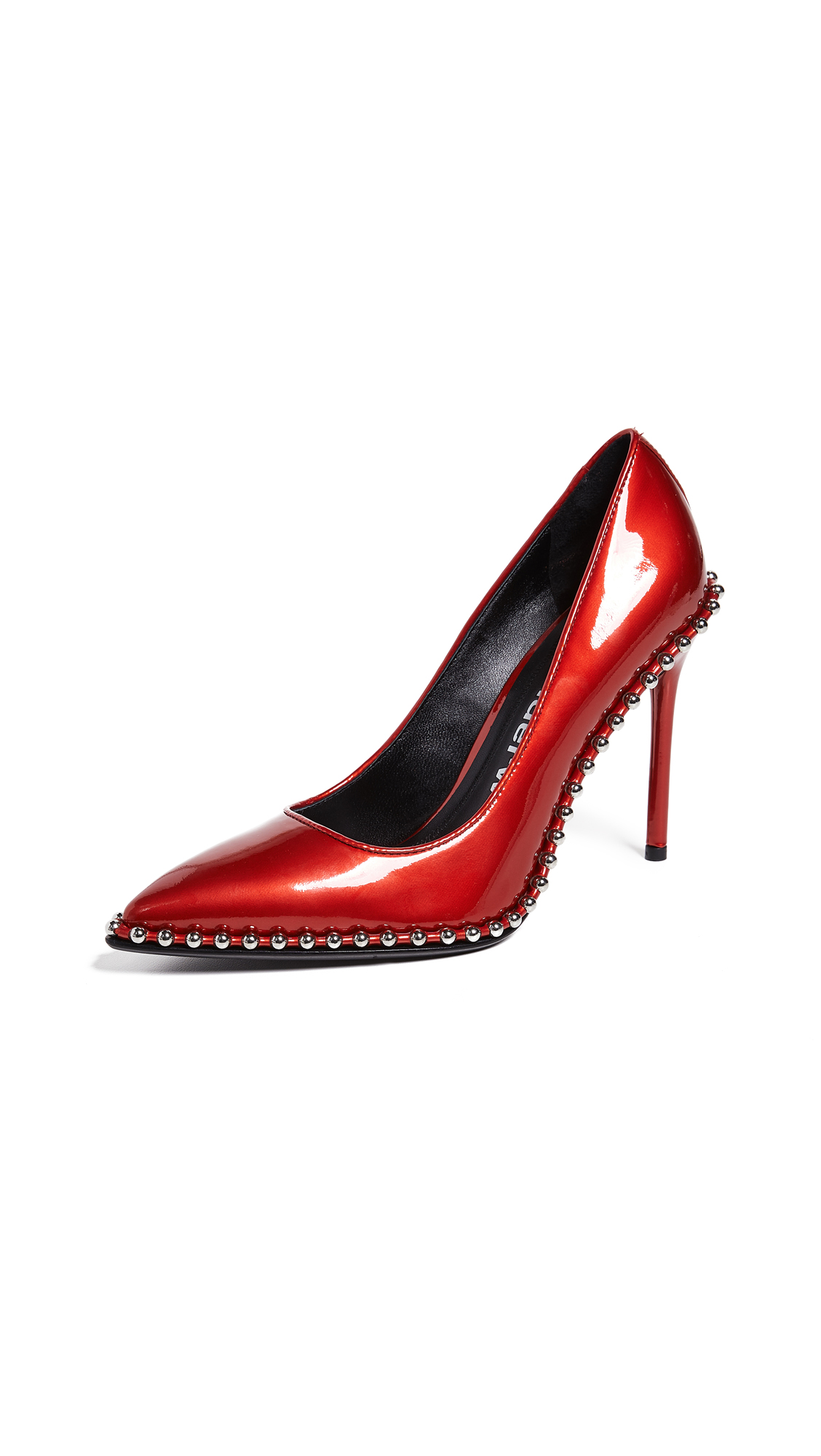 Alexander Wang Rie High Heel Pumps - Red