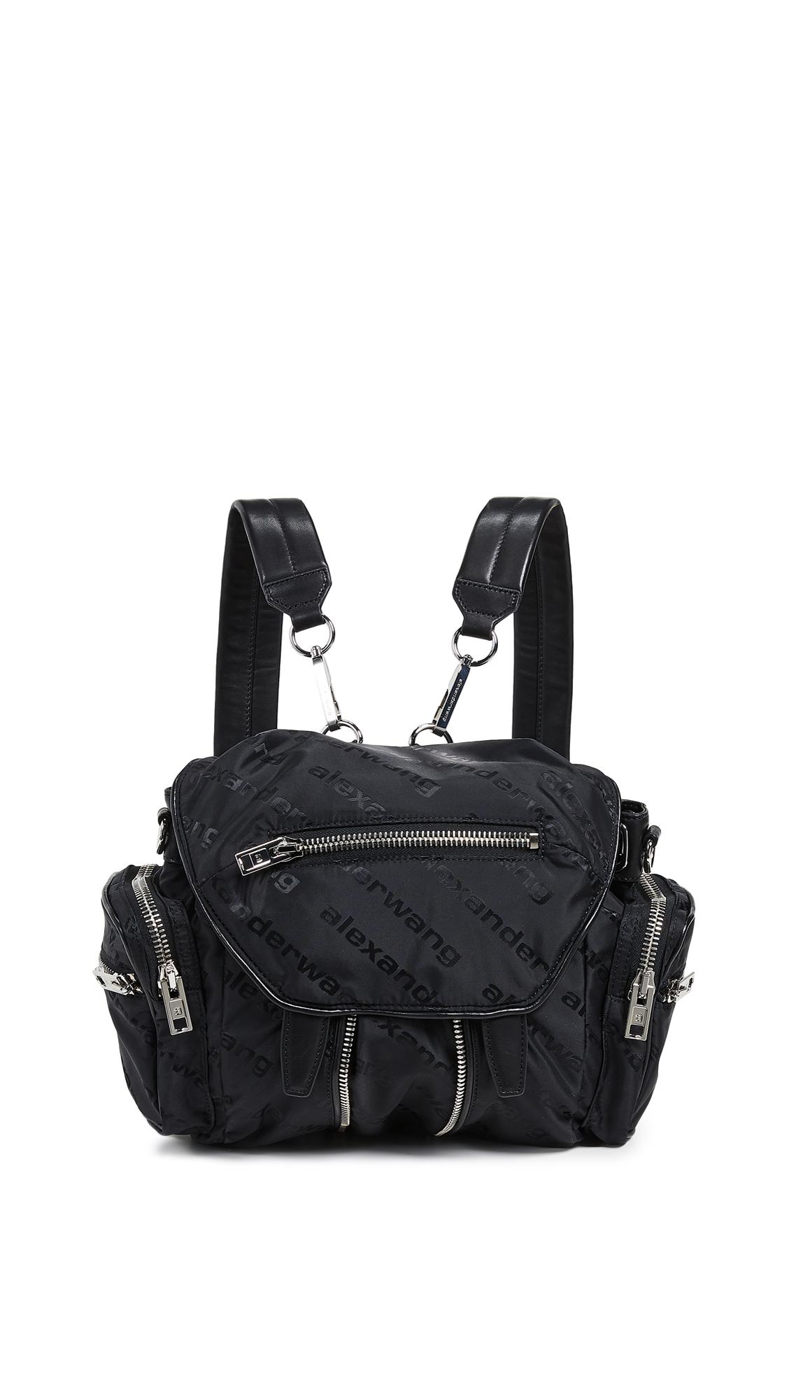 Mini Marti Backpack in Black