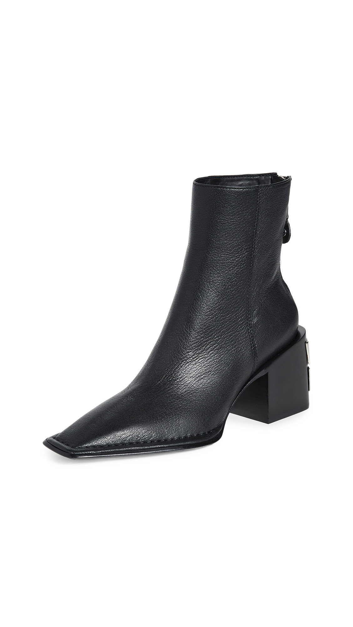 Alexander Wang Parker Boots - Black