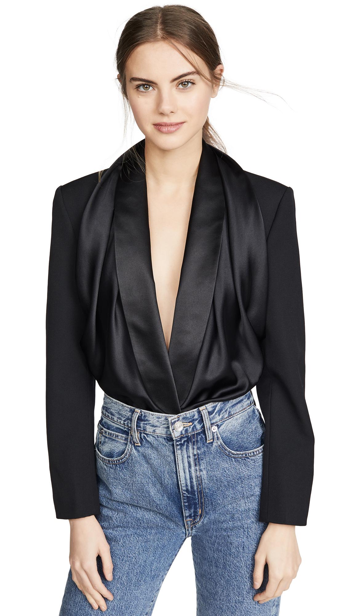 Alexander Wang Blazer Hybrid Bodysuit – 50% Off Sale
