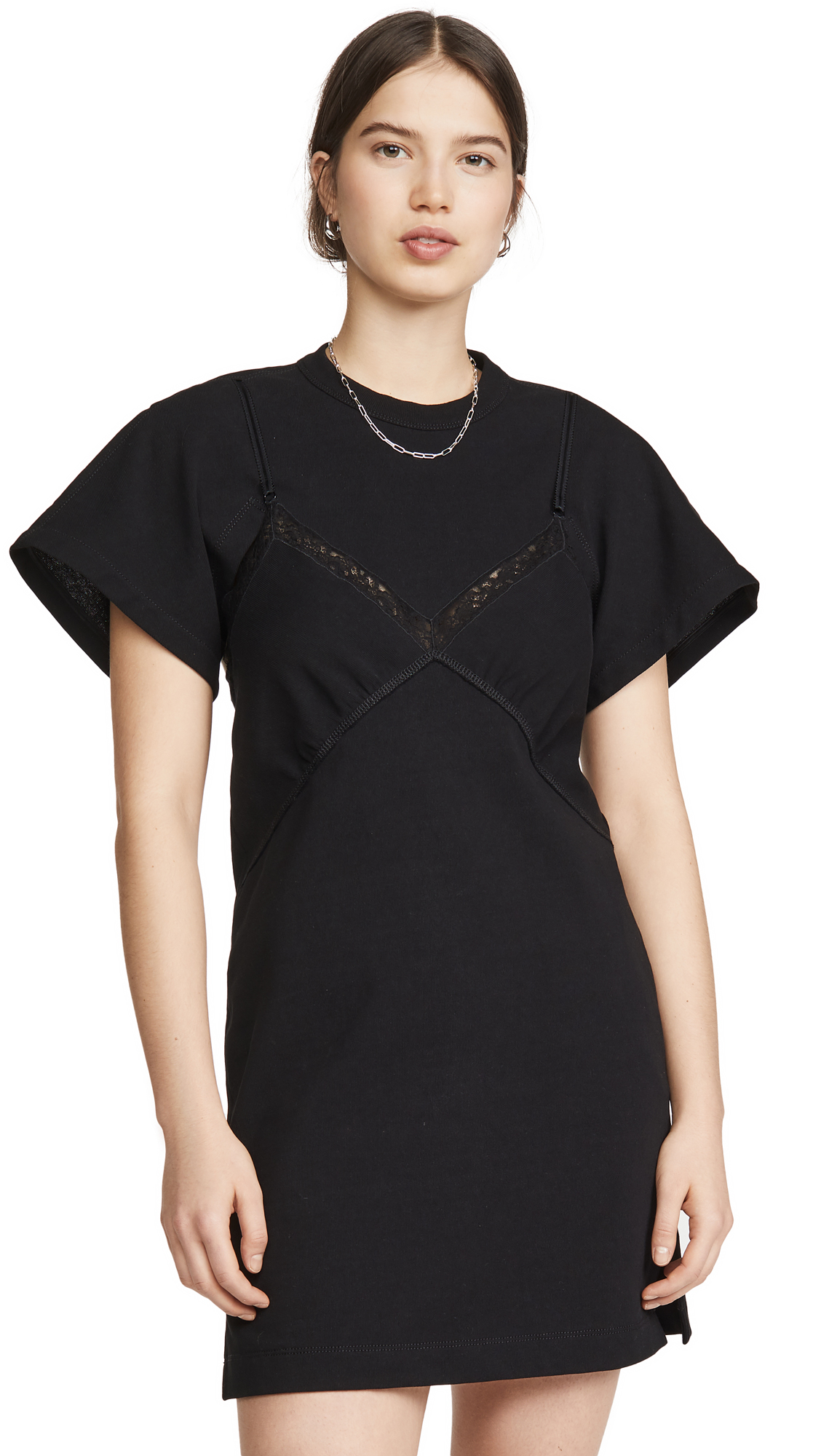 Alexander Wang Jersey Lingerie Dress - 20% Off Sale