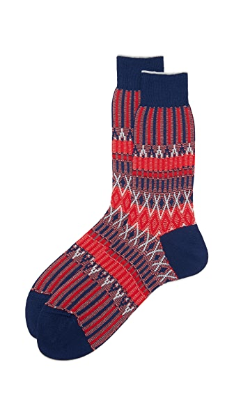 Ayame Basket Lunch Socks