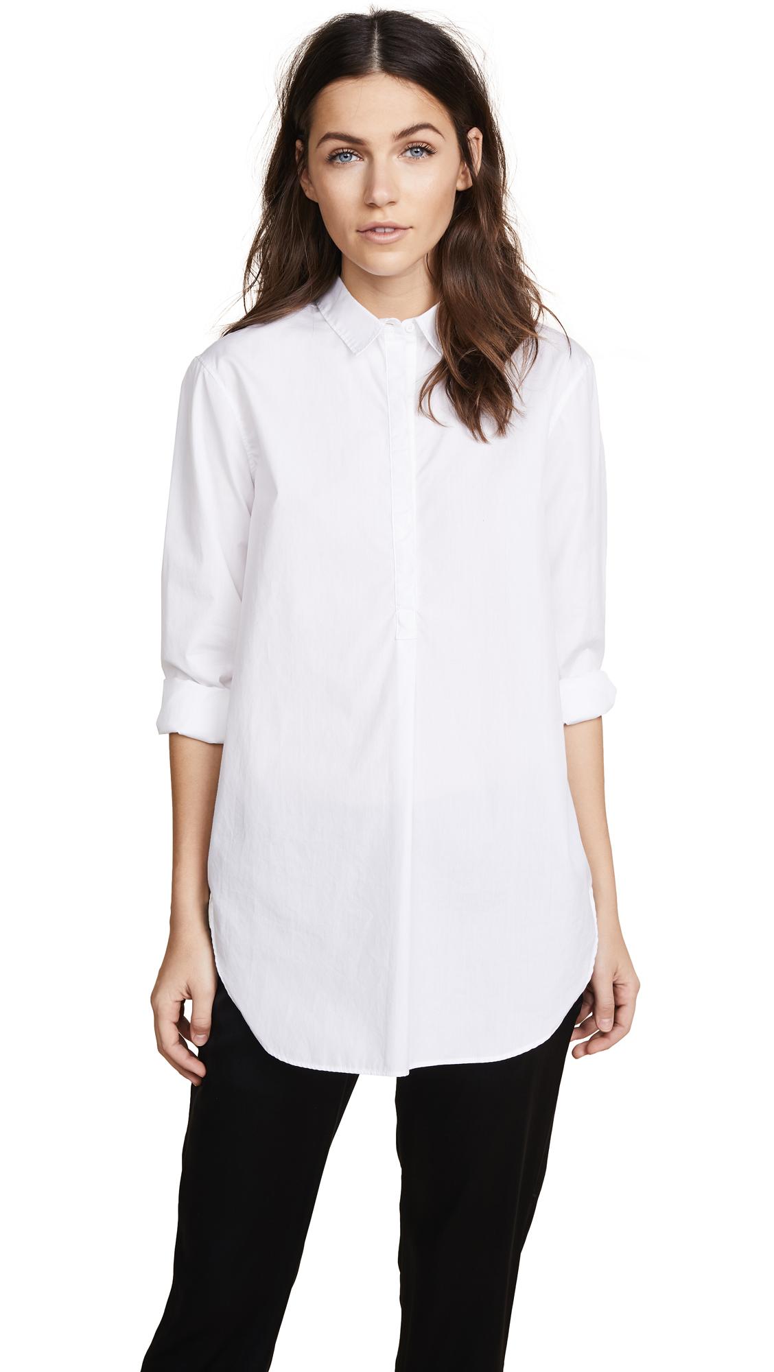 AYR Easy Half Placket Shirt
