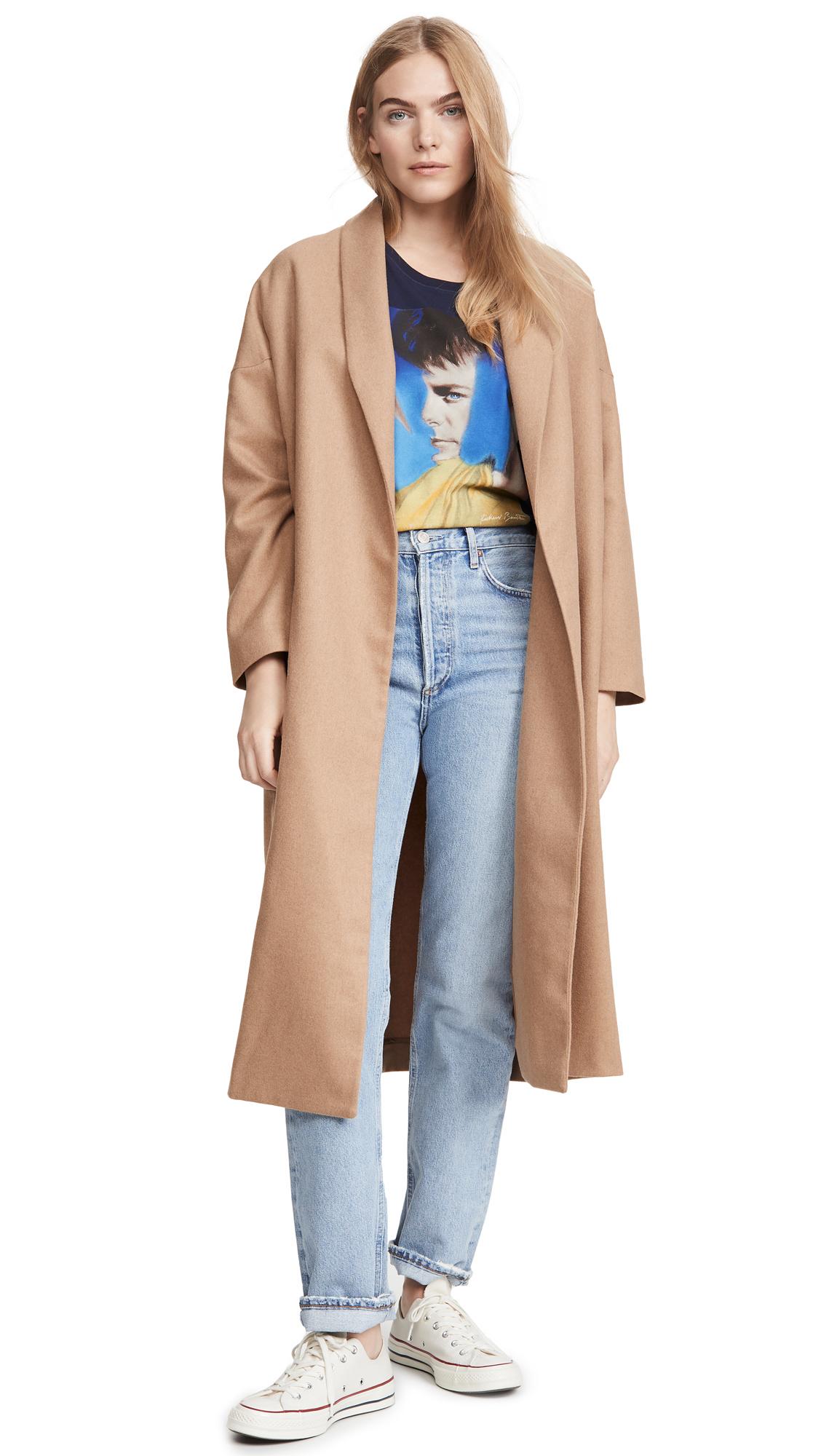 Buy AYR The Robe Coat online beautiful AYR Clothing, Jackets