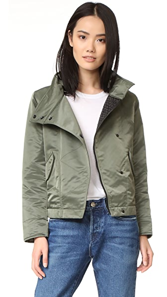 AYR The Still Coat - Olive