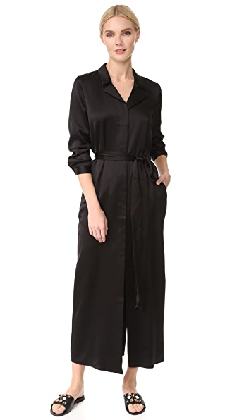 AYR The Long Trench Dress
