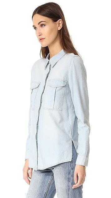 AYR The Wish Denim Shirt