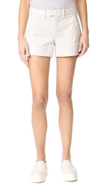 AYR The Twill Shorts - Stone