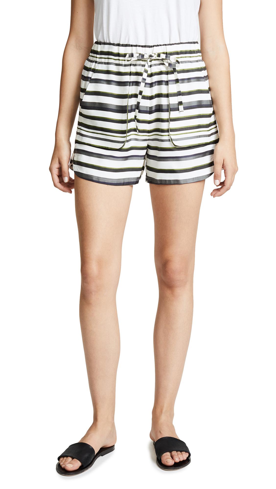 AYR Lemonade Shorts In Stripe