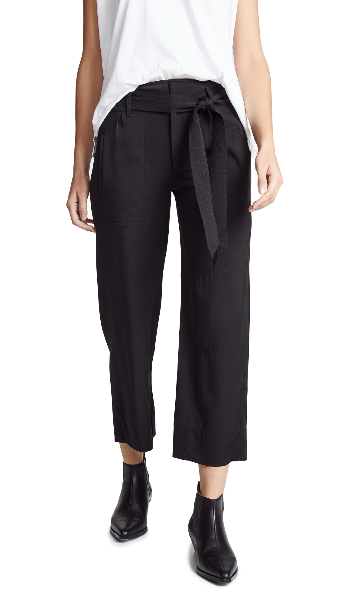 AYR The Mirage Pants in Black