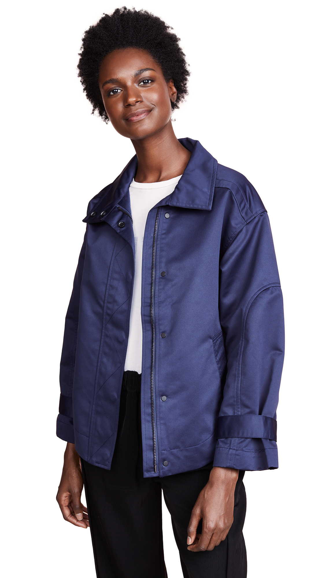AYR The Pro Jacket in Navy