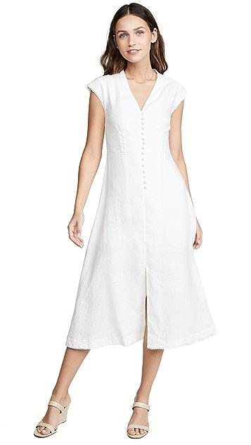 AYR The Flat White Dress