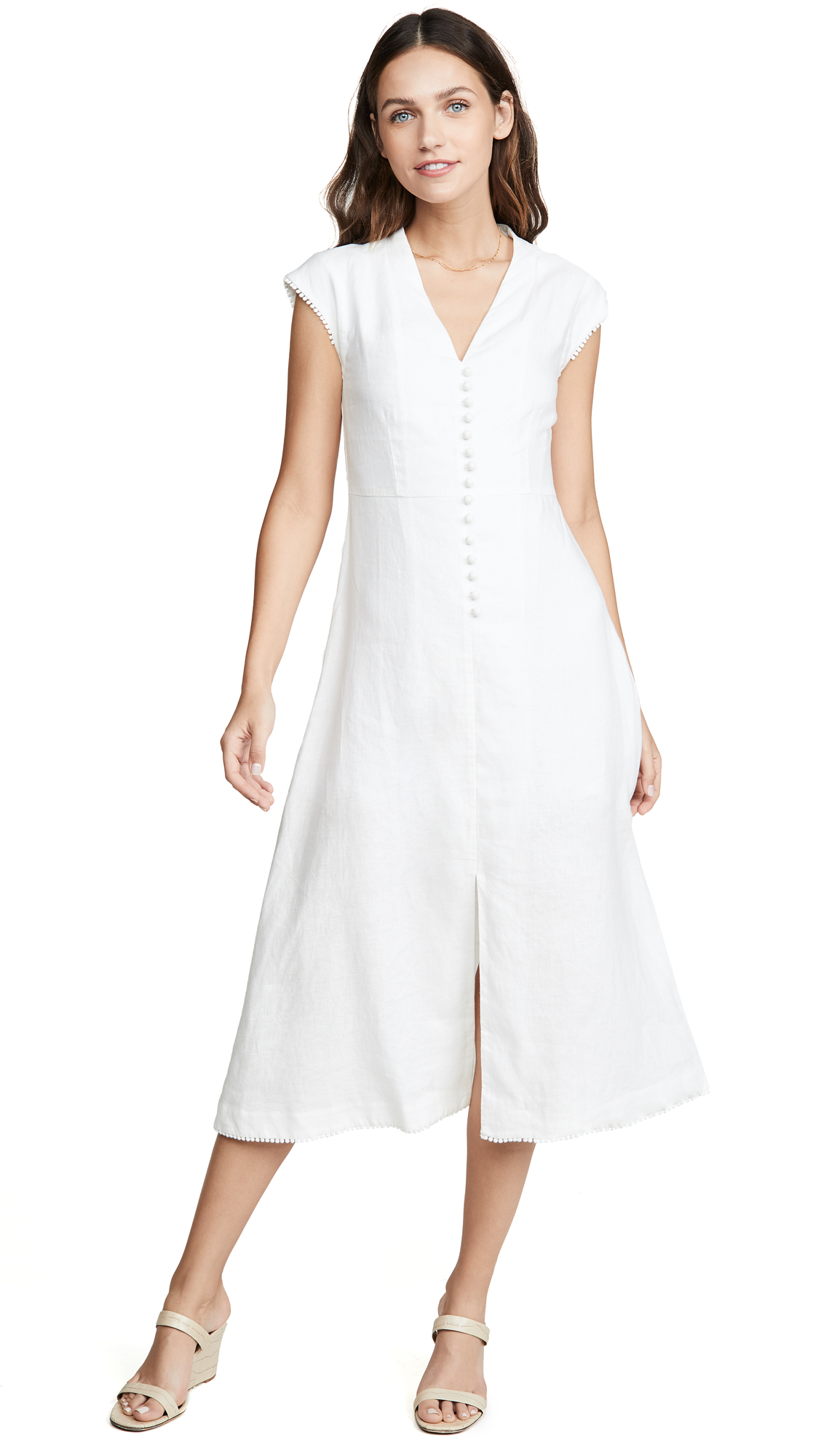 Buy AYR online - photo of AYR The Flat White Dress
