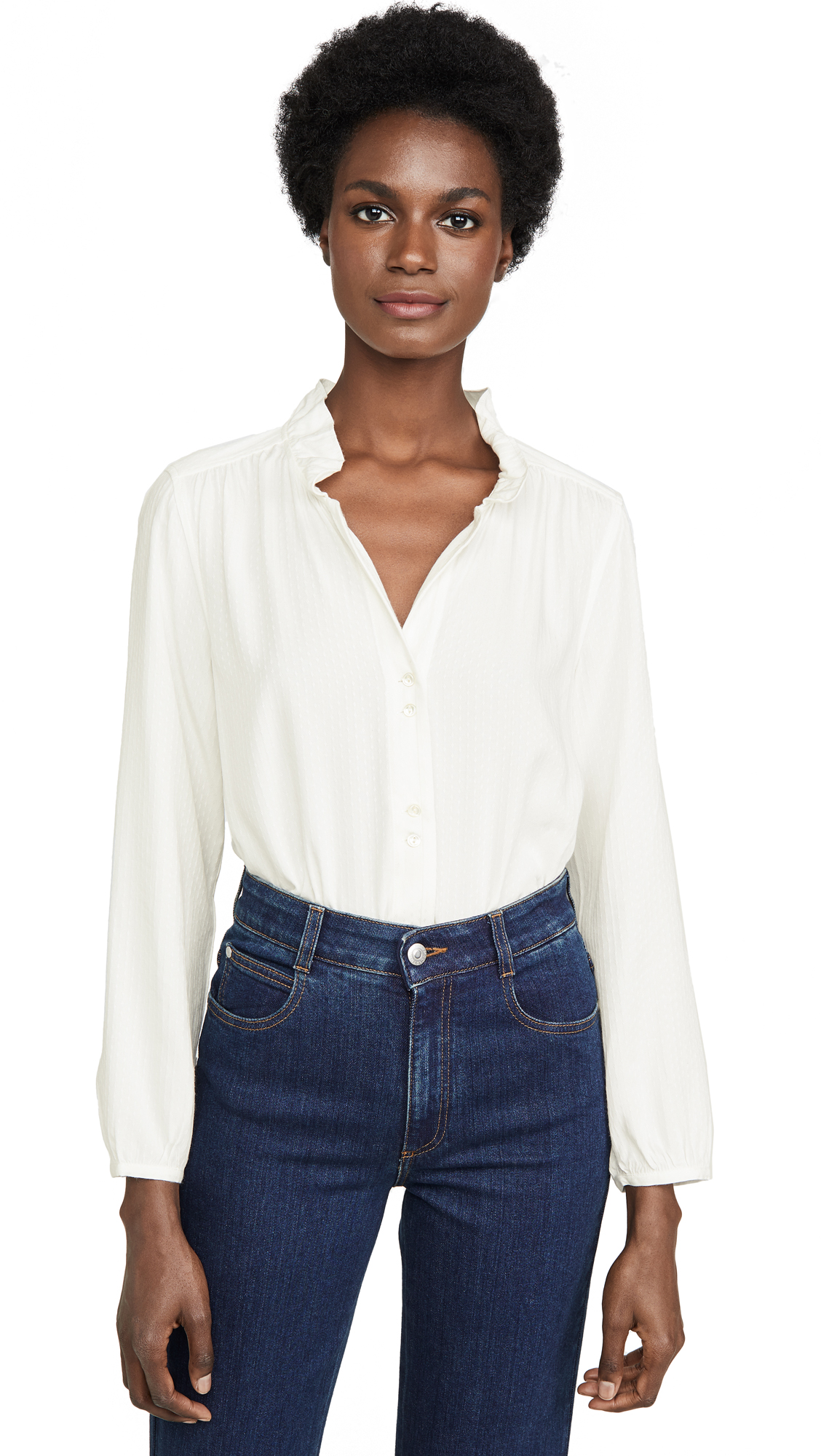 Buy AYR online - photo of AYR The Glimmer Blouse