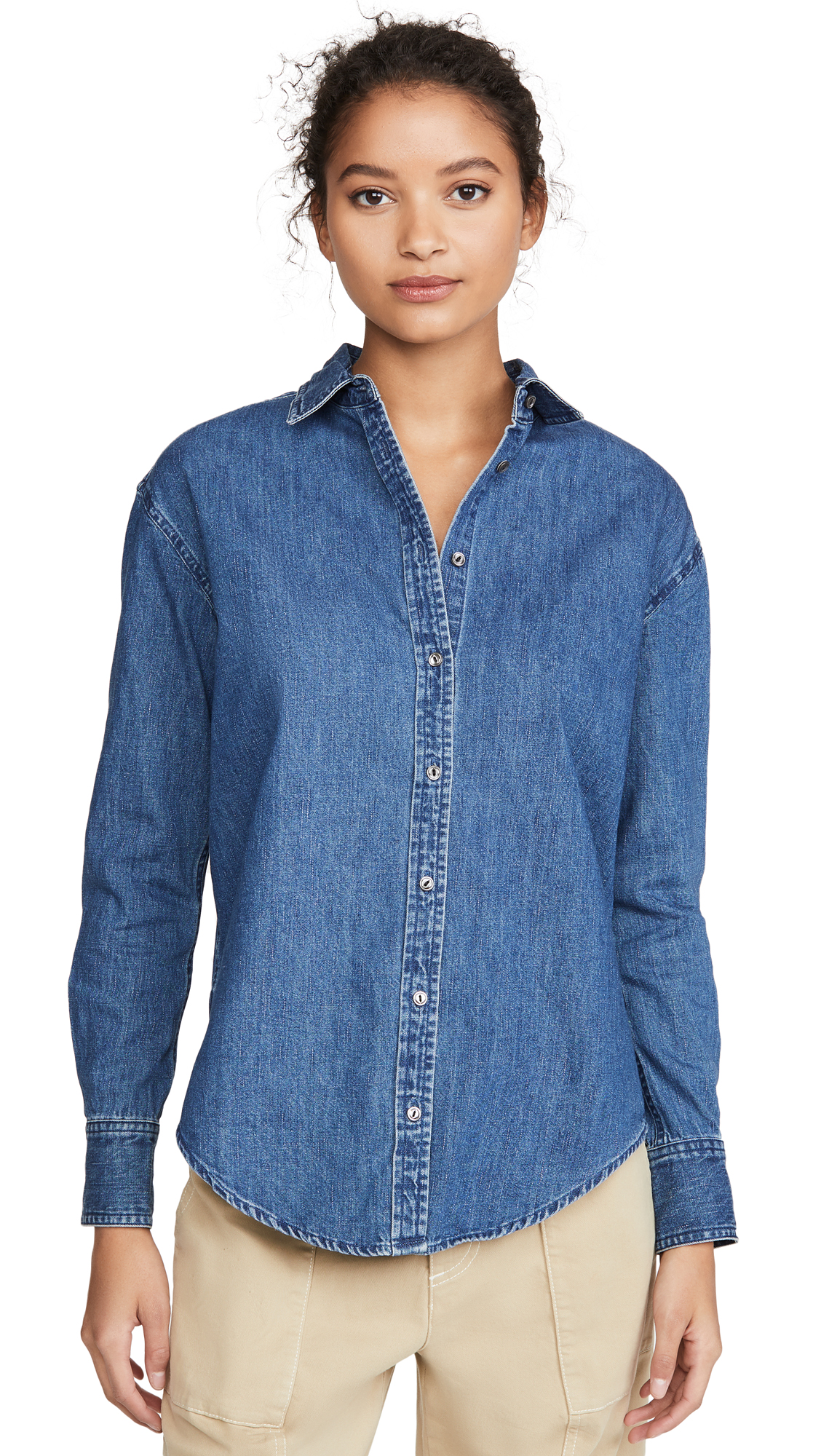 Buy AYR online - photo of AYR Big Boy Denim Shirt