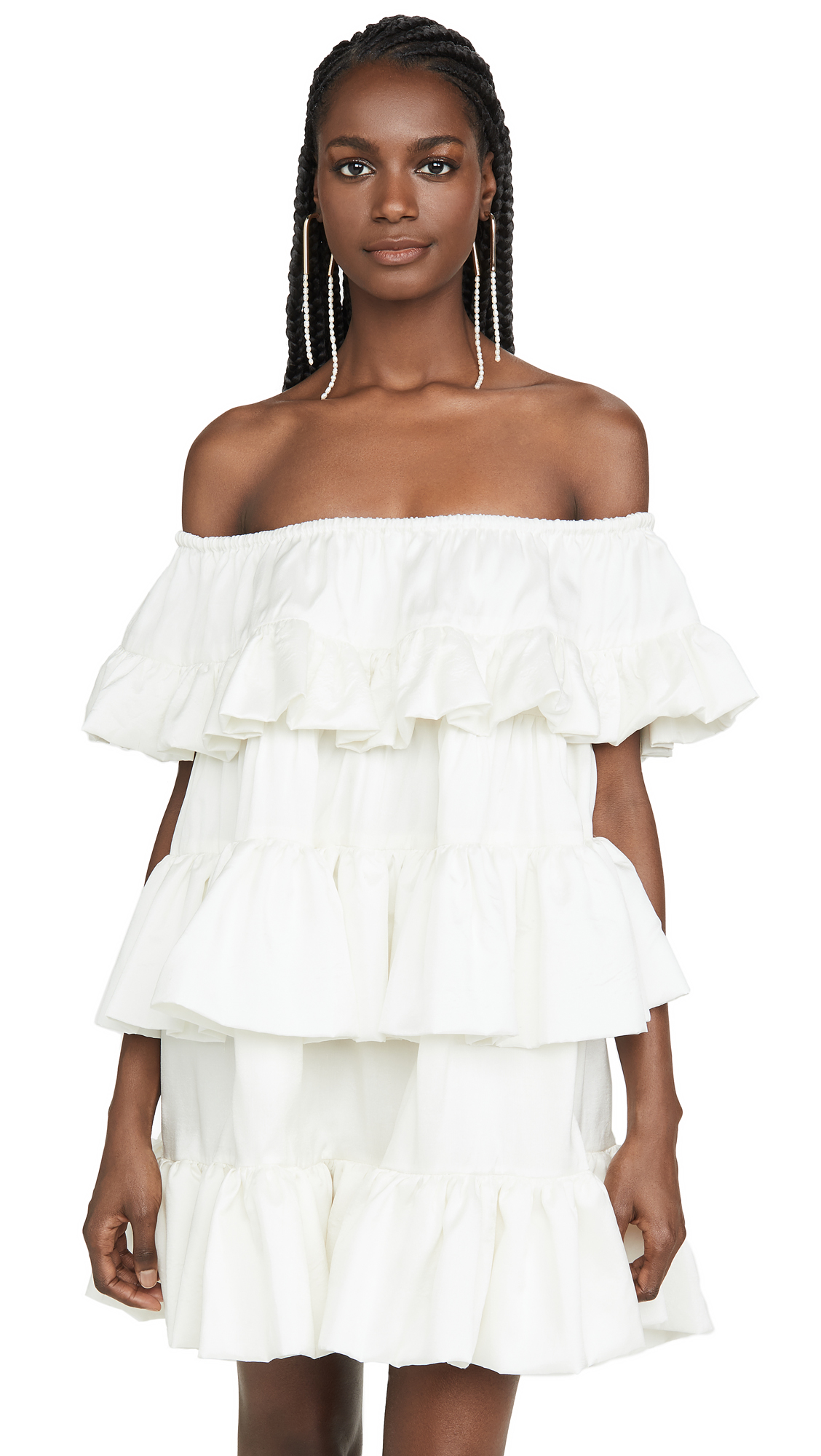 Buy Azeeza Off Shoulder Tiered Mini Dress online beautiful Azeeza Dresses, Strapless