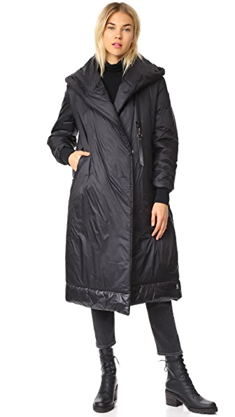 BACON Big Blanket 116 Jacket In Black