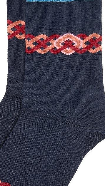 Badelaine Paris Mousqueton Socks