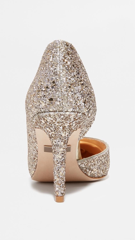 Туфли-лодочки с блестками Daisy Badgley Mischka  (BADGM2018811138162)