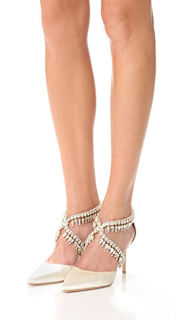 Badgley Mischka Glamour d'Orsay Pumps