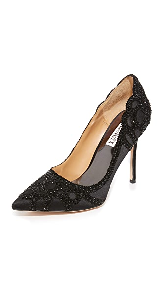 Badgley Mischka Rouge Pumps - Black