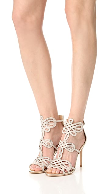 Badgley Mischka Teri Sandals