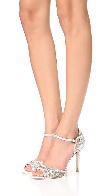 Badgley Mischka Tansy Sandals