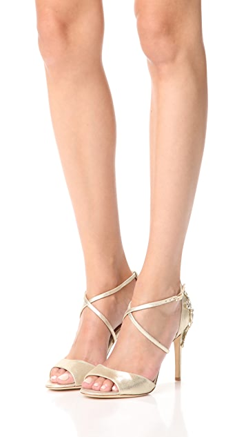 Badgley Mischka Karmen II Sandals