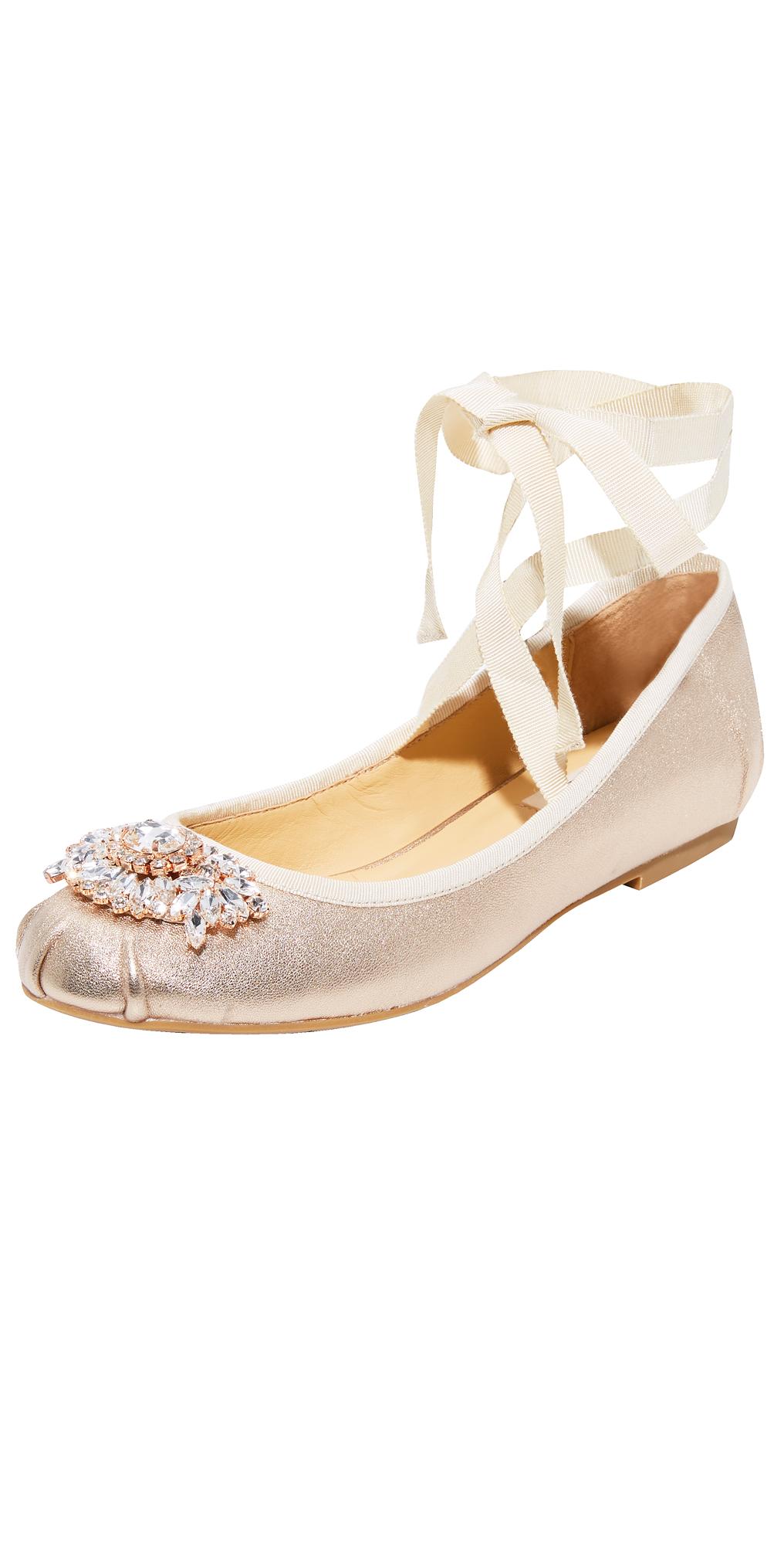 Karter II Ballet Flats Badgley Mischka