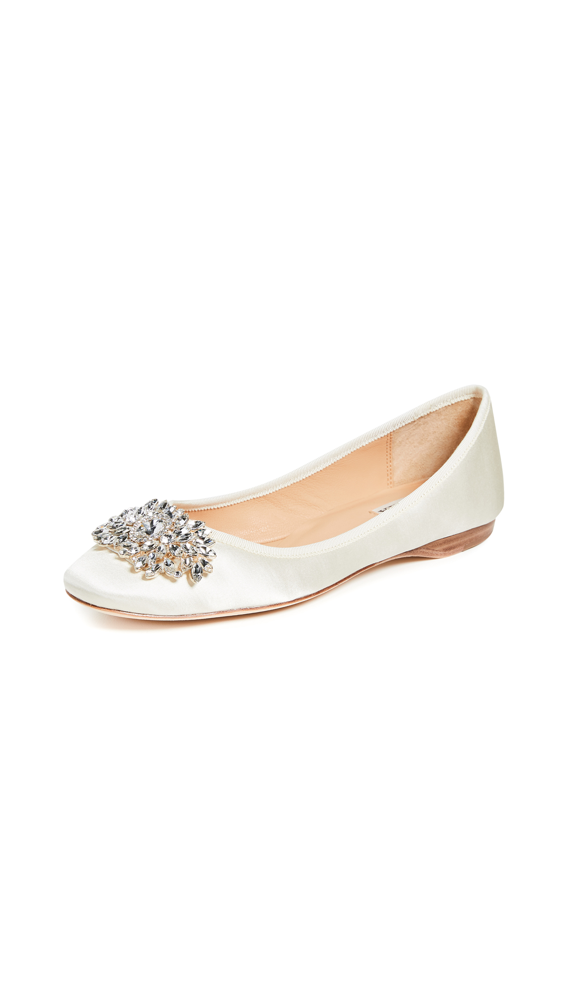 Badgley Mischka Pippa Flats