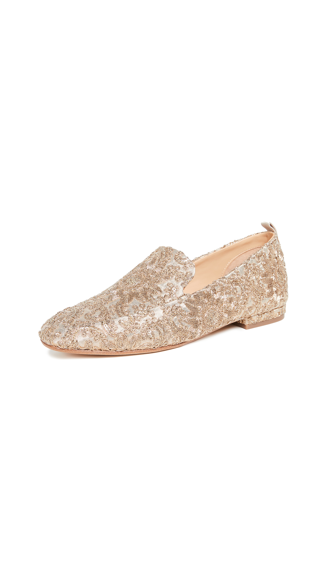 Badgley Mischka Vivianne Loafers