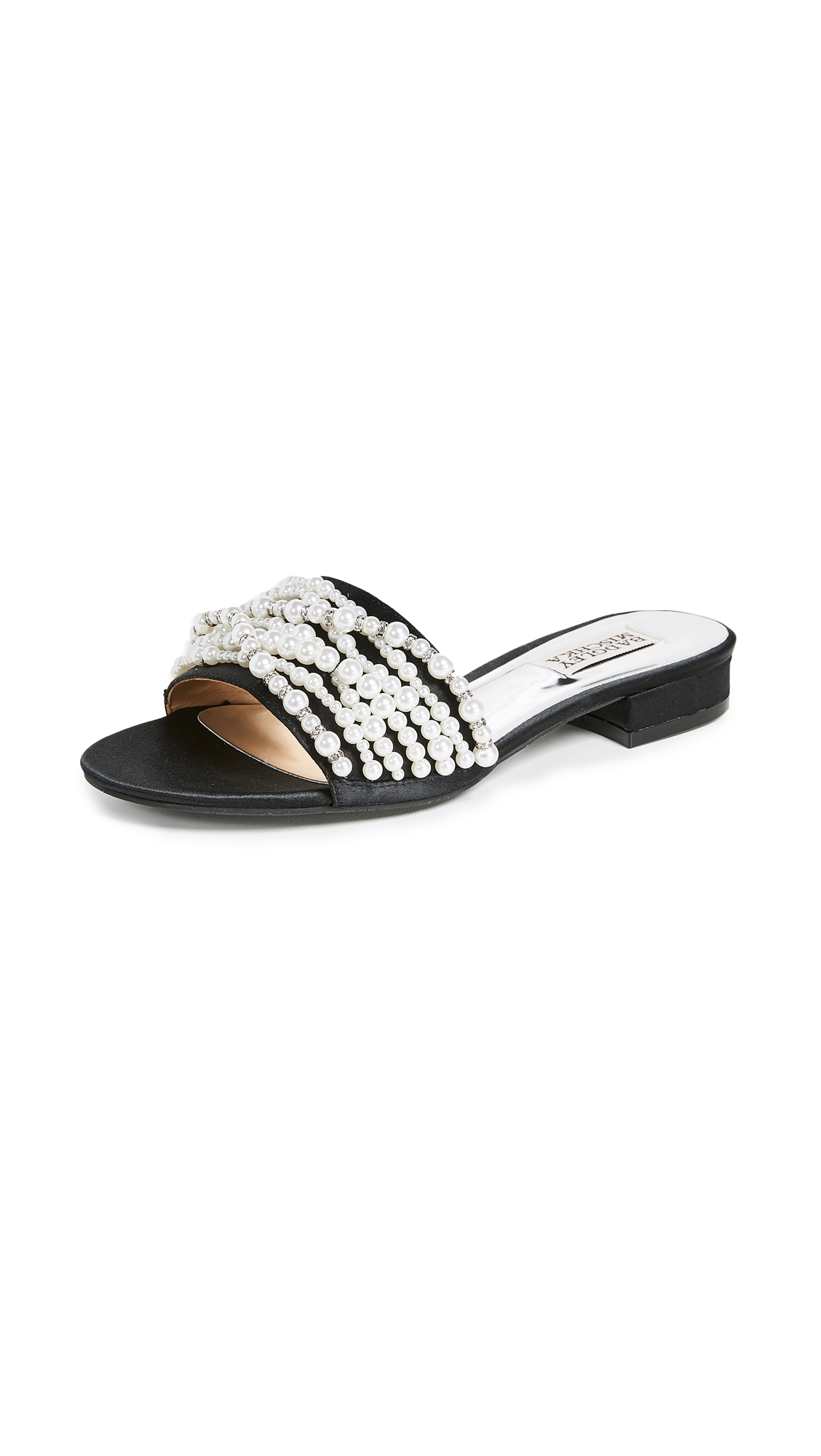 Badgley Mischka Florentina Slides